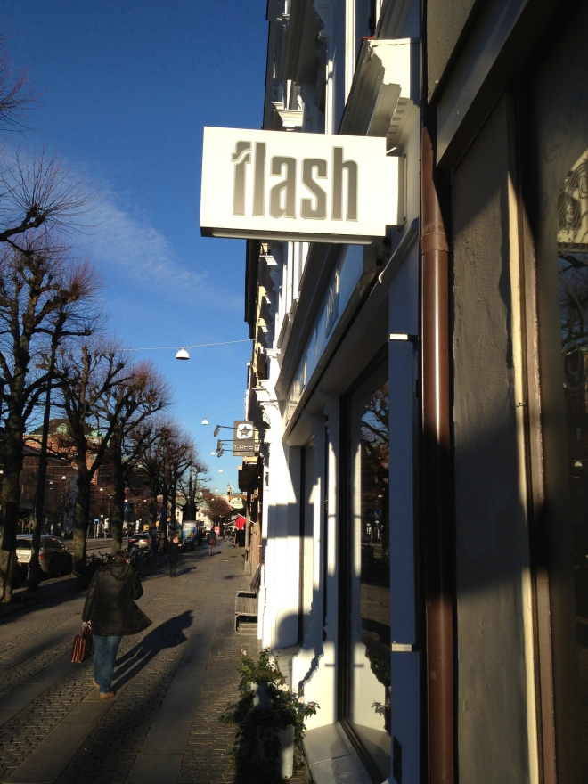 Flash från Kosmos
